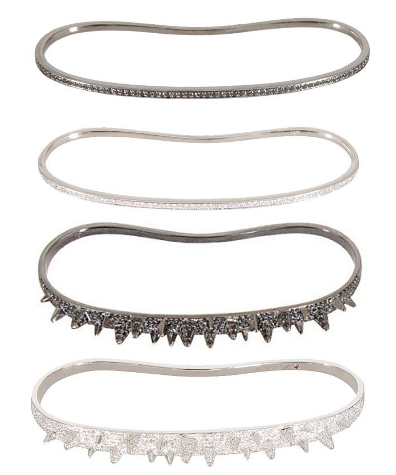 la-modella-mafia-Diamond-Hand-Bracelets