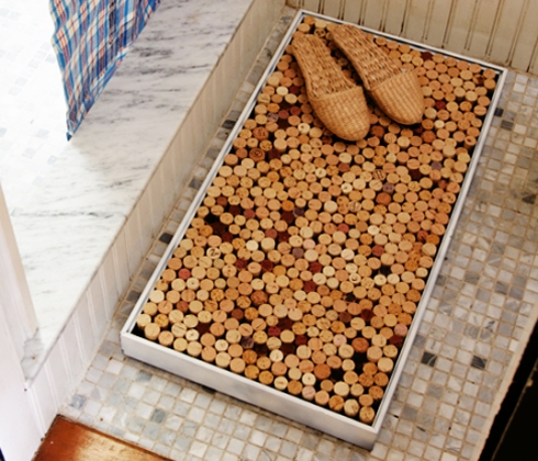 Cork-Bath-Mat